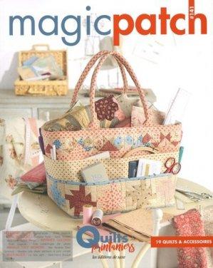 Quilts printaniers - de saxe  - 9782756534701 -