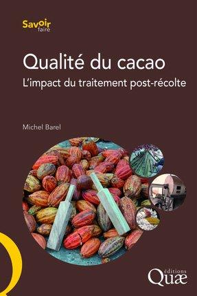 Qualité du cacao - quae  - 9782759220526 -