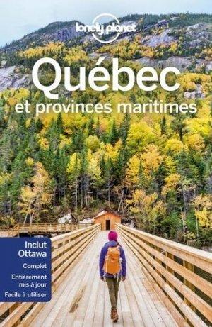 Québec - Lonely Planet - 9782816177244 -