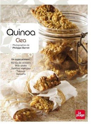 Quinoa - la plage - 9782842212445 -