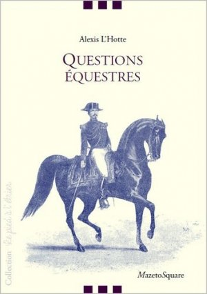 Questions équestres - mazeto square - 9782919229437 -