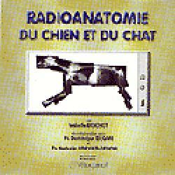 Radioanatomie du chien et du chat - med'com - 9782914738651 -