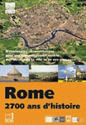 Rome 2700 ans d'histoire - belin - 9783297800010 -