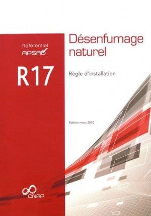 R17 - Désenfumage - cnpp - 9782355050619 -