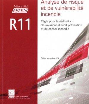 R11 - Analyse de risque et analyse de vulnérabilité - cnpp - 9782355051869 -
