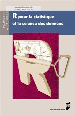 R pour la statistique et la science des données - presses universitaires de rennes - 9782753575738 -