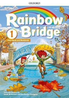 Rainbow Bridge: Level 1: Students Book and Workbook - oxford - 9780194118415 -