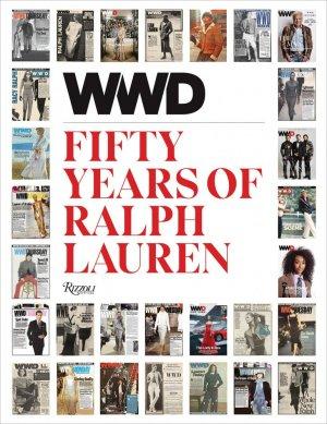 Ralph Lauren: 50 years of fashion - rizzoli - 9780847860968 -