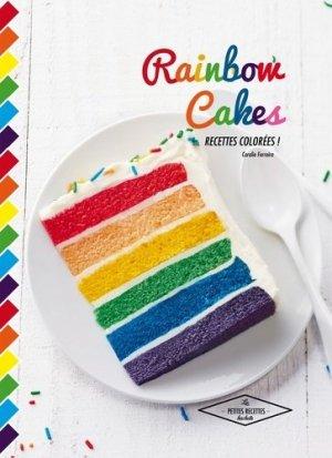 Rainbow cakes - Hachette - 9782012388123 -