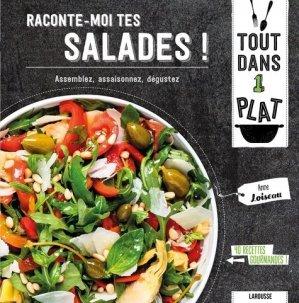 Raconte-moi tes salades ! - Larousse - 9782035934352 -