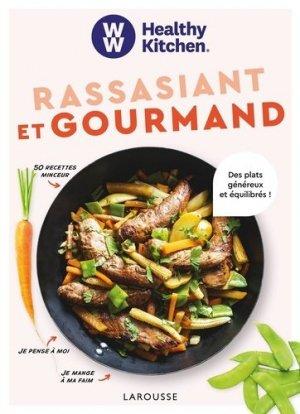 Rassasiant et gourmand - Larousse - 9782036002159 -
