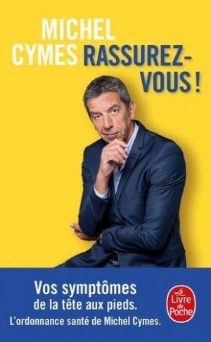 Rassurez-vous ! - le livre de poche - lgf librairie generale francaise - 9782253188384 -