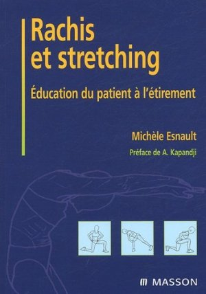 Rachis et stretching - elsevier / masson - 9782294020544