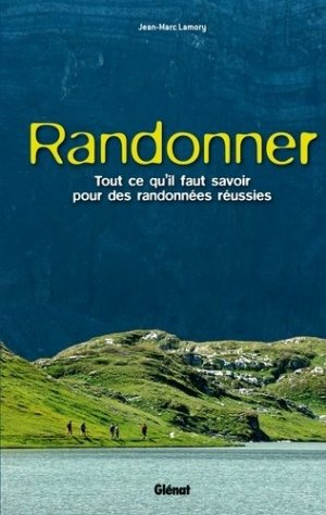 Randonner - glenat - 9782344001233
