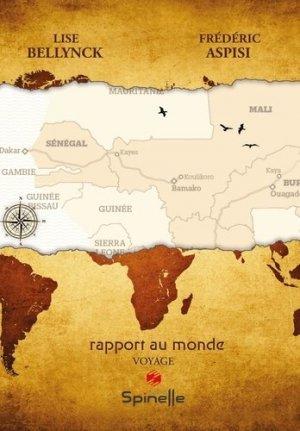 Rapport au monde - Spinelle éditions - 9782378272166 -