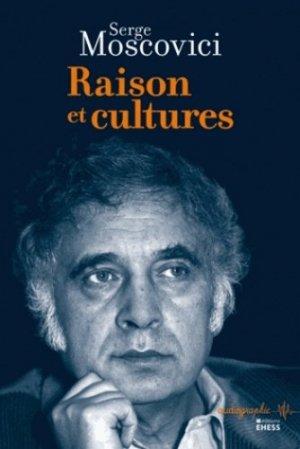 Raison et cultures - ehess - 9782713223563 -