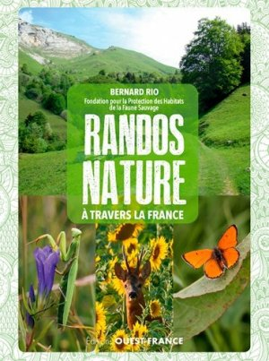 Randos nature - ouest-france - 9782737375736 - Pilli ecn, pilly 2020, pilly 2021, pilly feuilleter, pilliconsulter, pilly 27ème édition, pilly 28ème édition, livre ecn
