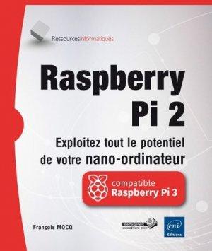 Raspberry Pi 2 - eni - 9782746095038 -