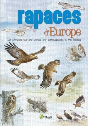 Rapaces d'Europe - artemis - 9782816005080 -