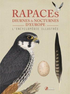Rapaces diurnes et nocturnes d'Europe - artemis - 9782816012446 -
