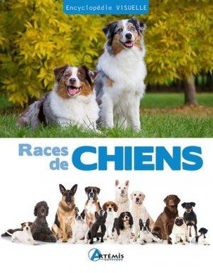 Races de Chiens - artemis - 9782816017618 -