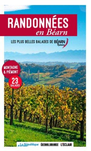 Randonnées en Béarn - sud ouest - 9782817706504 -