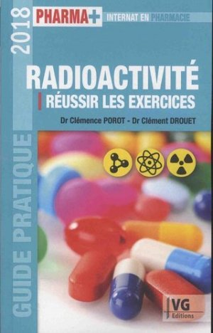 Radioactivité - vernazobres grego - 9782818317013 -