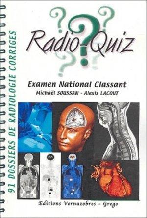 Radio-quiz - vernazobres grego - 9782841364510 -