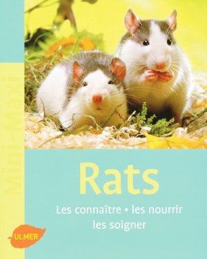 Rats - ulmer - 9782841384198 -