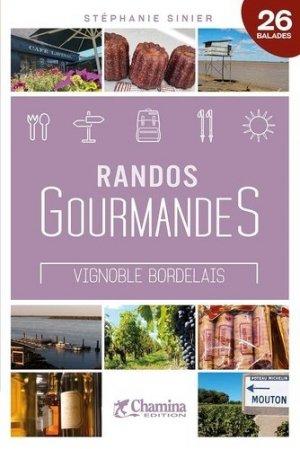Randos gourmandes - chamina - 9782844665577 -