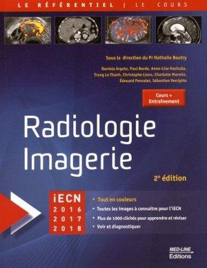 Radiologie - Imagerie - med-line - 9782846781688 -