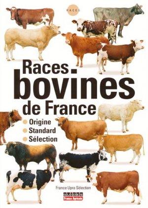 Races bovines de France - france agricole - 9782855571515 -