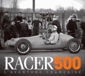 Racer 500 - l'autodrome - 9782910434595 -
