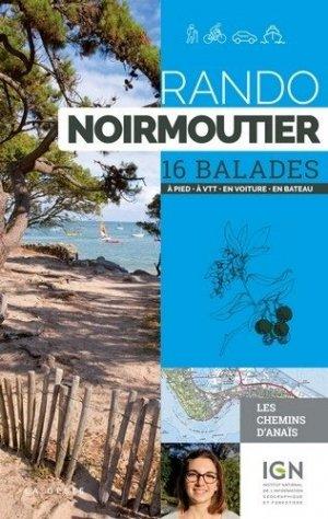 Rando Noirmoutier, Yeu - geste - 9791035302511 -