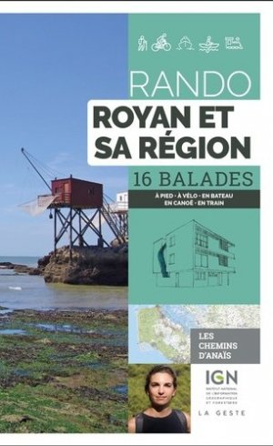 Rando - Royan et sa région - geste - 9791035306625 -