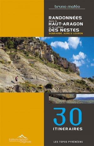 Randonnée dans le Haut-Arfon et en vallées des Nestes - version originale - 9791092881011 -