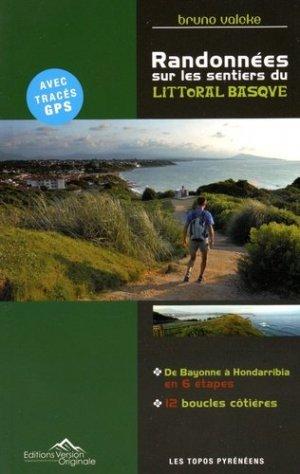 Randonnées sur les sentiers du Littoral Basque - Version Originale - 9791092881035 -