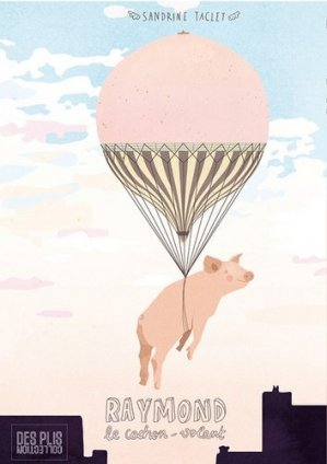 Raymond le cochon volant - Obriart - 9791095135159 -