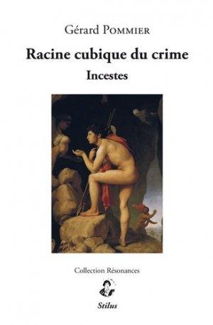 Racine cubique du crime - stilus - 9791095543275 -