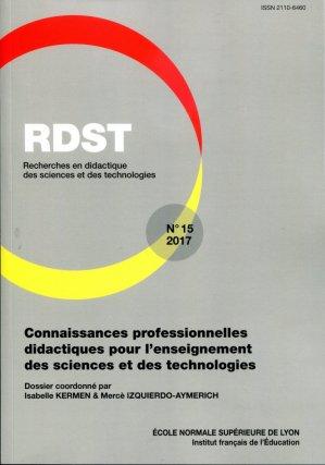RDST - ENS Éditions - 9782847888904 -