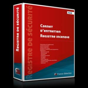 Registre de sécurité pour bâtiments d'habitation - france selection - 2224586431197 -
