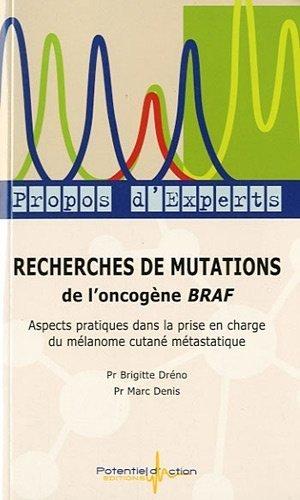 Recherches de mutations de l'oncogène BRAF - potentiel d'action - 2302917996338 -