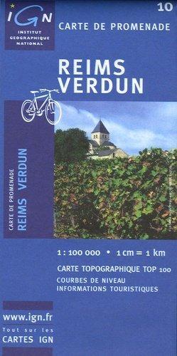 Reims - Verdun - ign - 3282111001030 -