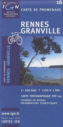 Rennes - Granville - ign - 3282111001634 -