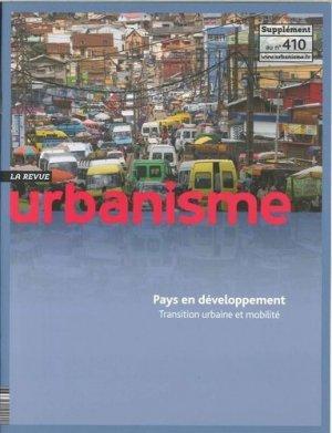 Revue Urbanisme N° 410 - Revue Urbanisme - 3663322102011 -