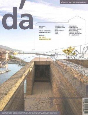 Revue d'Architectures - sea editeurs - 3663322111839 -