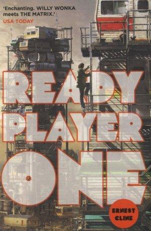 Ready Player One - arrow - 9780099560432 -