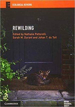 Rewilding - cambridge - 9781108460125 -