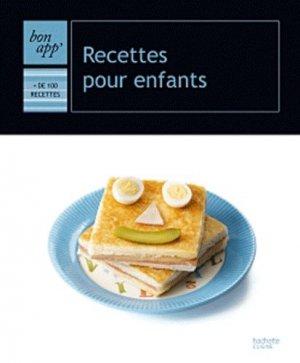 Recettes pour enfants - Hachette - 9782012304369 -