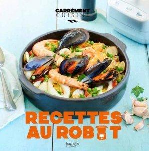 Recettes au robot - Hachette - 9782019453060 -